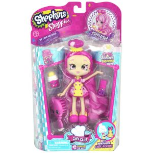 Giochi Preziosi Mini poupée Shopkins Shoppies Donatina Chef club