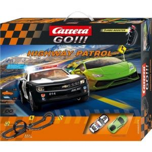 Carrera Highway Patrol - Circuit Carrera Go