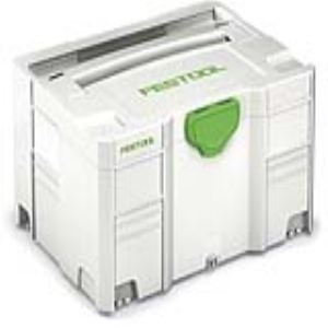 Festool 497565 - Boîte à outils Systainer T-LOC SYS 3 TL 396 x 296 x 210 mm