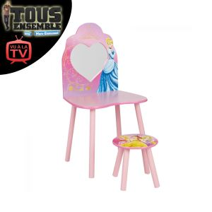 Worlds Apart Coiffeuse Princesse Disney