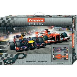 Carrera Toys Evolution 25203 - Circuit de voitures Formel Mania