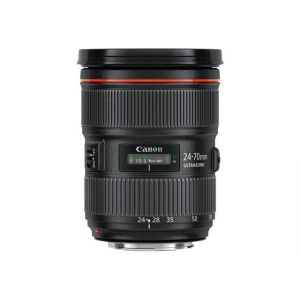 Canon EF-L 24-70mm f/2.8 L II USM : Objectif photo