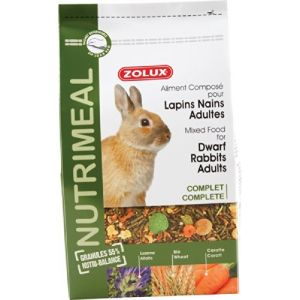 Zolux Lapin Adulte Nutrimeal Standard 800 g