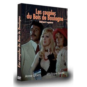 DVD - réservé Les Couples du Bois de Boulogne