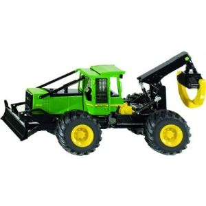 Siku 4062 - Tracteur John Deere Skidder - Echelle 1/32