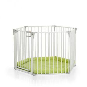 Hauck 597040 - Parc bébé avec matelas et 4 fixations murales
