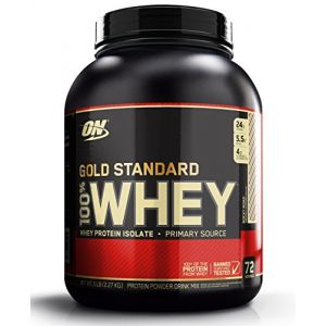 Optimum nutrition Protéine 100% Whey Gold Standard Rocheux Route 2,2 kg