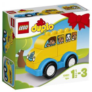 Lego 10851 - Duplo : Mon premier bus