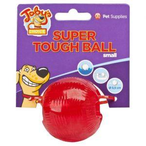 Joby's Balle super dure S - Jouet en caoutchouc Ø 5,5 cm pour chien