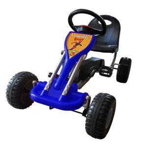 VidaXL Kart à pédales 1 place