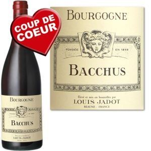 louis jadot bacchus 2007 vin rouge de bourgogne comparer les prix avec. Black Bedroom Furniture Sets. Home Design Ideas
