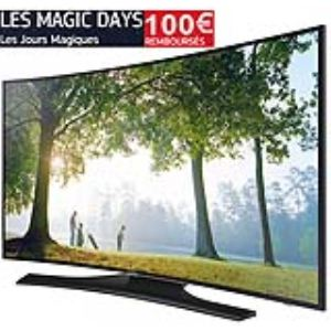 Samsung UE48H6800 - Téléviseur LED incurvé 3D 121 cm