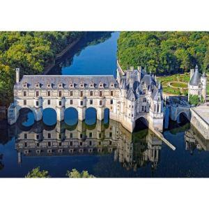 Castorland Château of Chenonceau - Puzzle 500 pièces