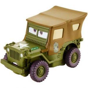Mattel Voiture Cars à fonction Sergent