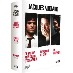 Jacques Audiard - Coffret 3 films