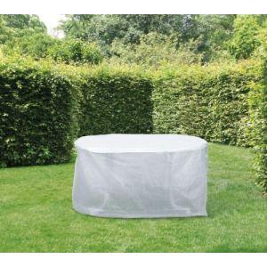 Housse pour table de jardin ovale comparer 10 offres for Housse table de jardin ovale