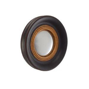 Achat athezza miroir rond convexe 33 cm for Petit miroir rond a coller
