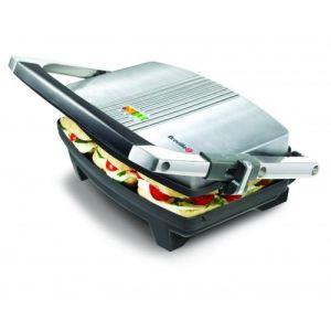 Breville VST025X - Appareil à panini pour 3 sandwichs