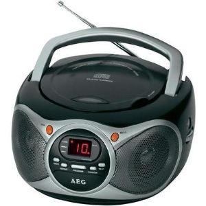 AEG SR 4351 CD - Poste radio CD portable