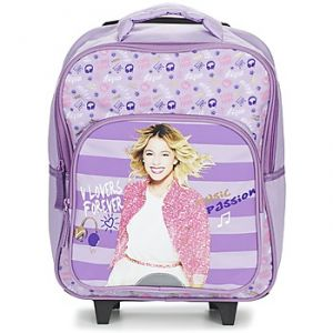 Cartable trolley Violetta Disney (35 cm)