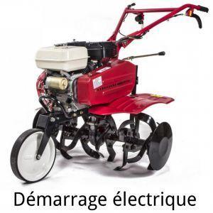 Greencut Motobineuse 7 CV 208cc à démarrage électrique