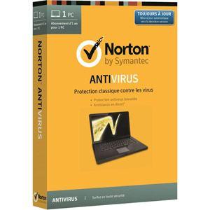 Norton Antivirus 2014 pour Windows