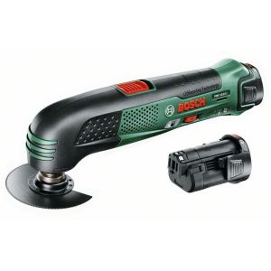 Bosch PMF 10.8 LI - Outil multifonctions découpeur-ponceur sans fil 10.8V