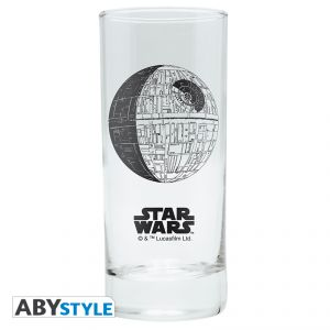 Abystyle Verre Star Wars Etoile Noire 29 cl