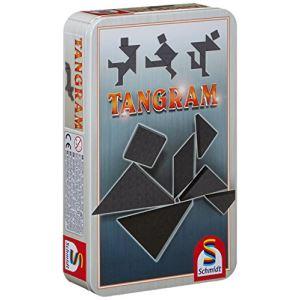 Schmidt Tangram boîte métallique