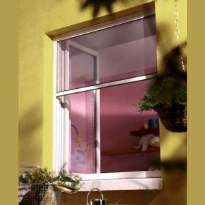 Storinsect Moustiquaire enroulable en PVC (120 x 60 cm)