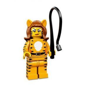 Lego 71010 - Tiger Lady - Mini figurine Série 14