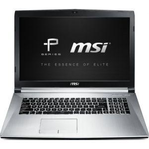 "MSI PE70 6QE-057FR - 17.3"" avec Core i7-6700HQ 2,6 GHz"