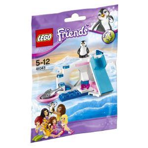 Lego 41043 - Friends : Le pingouin et son aire de jeux de glace