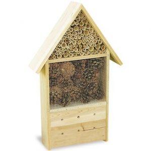 caillard Hôtel à insectes bois Natura