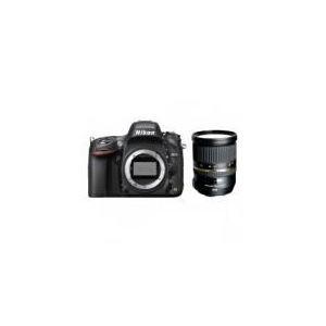 Nikon D610 (avec objectif Tamron 24-70mm)