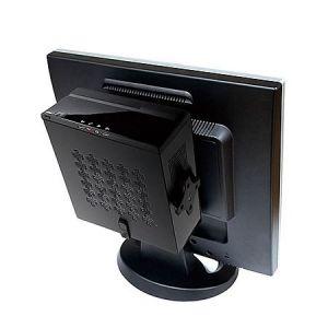 Inwin BQ 656 - Boîtier Desktop Mini ITX Noir avec alimentation 120W