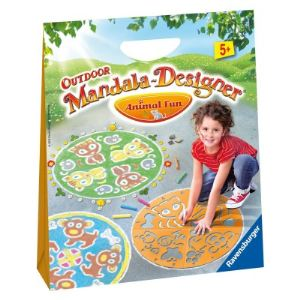 Ravensburger Mandala Designer Outdoor - Animal Fun
