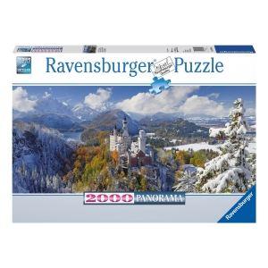 Ravensburger Château de Neuschwanstein - Puzzle 2000 pièces