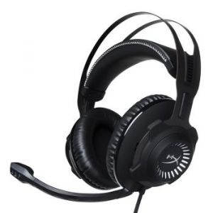 Kingston HyperX Cloud Revolver S - Casque-micro filaire  7.1 Gamer