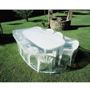 Housse pour mobilier de jardin comparer 2137 offres for Bache pour salon de jardin rectangulaire