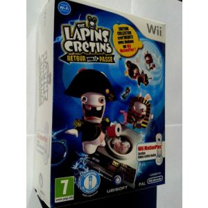 The Lapins Crétins : Retour vers le Passé sur Wii