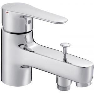 Jacob Delafon Mitigeur bain/douche July avec flexible