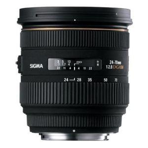 Sigma 571954 - Objectif à zoom - 24 mm - 70 mm - f/2.8 DG Macro - Canon EF