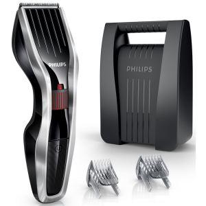 Philips HC5440 - Tondeuse cheveux et barbe rechargeable avec mallette et technologie DualCut