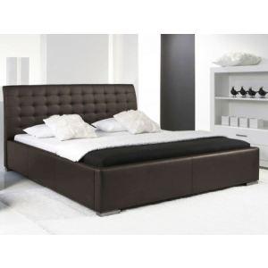 Cadre de lit matelassé Isa Comfort (160 x 200 cm)