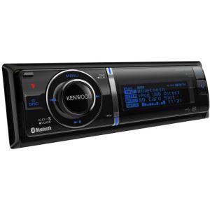 Kenwood KDC-BT92SD - Autoradio CD/MP3 avec port USB/SD et fonction iPod et Bluetooth