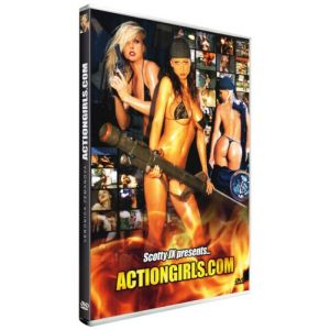 DVD - réservé Actiongirls Volume 1