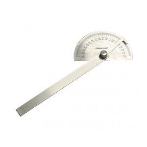 Silverline 793829 - Rapporteur d'angles 150 mm