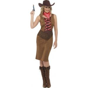 Déguisement cowgirl (taille S)