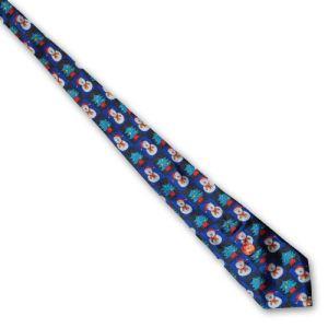Sandy Cravate de Noël musicale et lumineuse